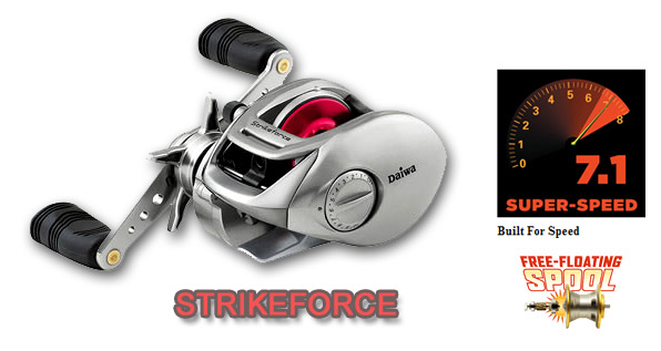 [b]Daiwa  STRIKEFORCE[/b]
