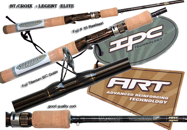 St.Croix Legend Elite