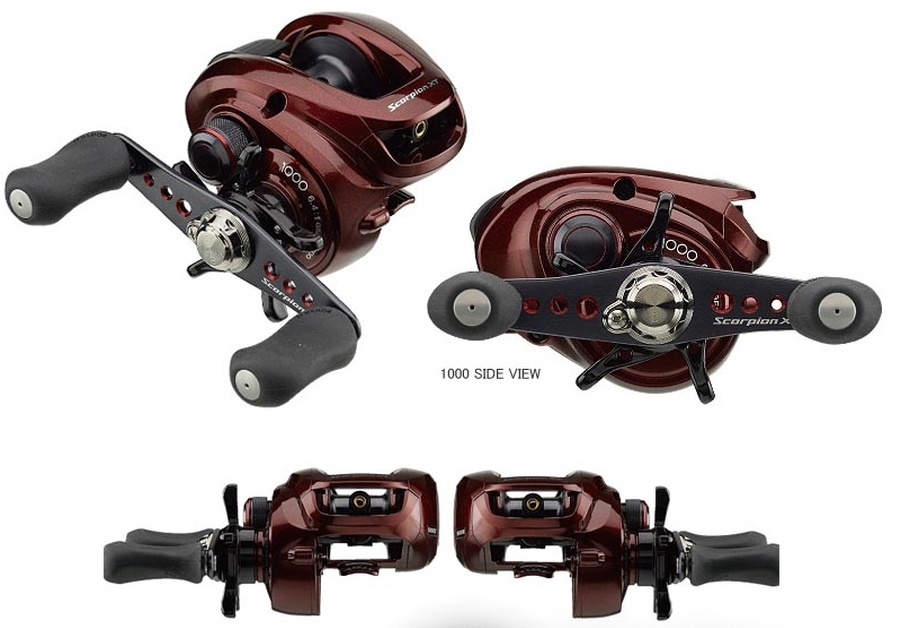 Shimano Scorpion XT 1000   ,   1001