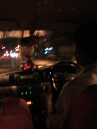 การนั่งแท็กซี่ญี่ปุ่น
