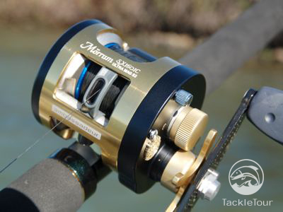 Line Capacity (lbs / yds) 10lb(.265mm)/100yds 