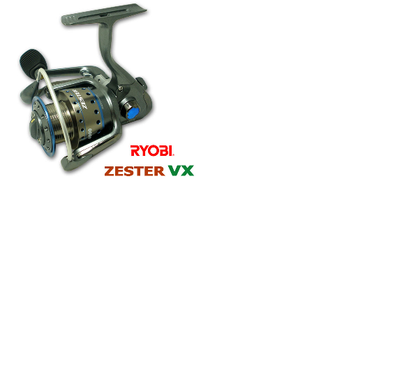 *V-Metal Concept Spinning Reel