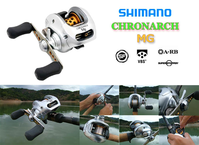 CHRONARCH  MG ( Scorpion MG ) Made in Japan