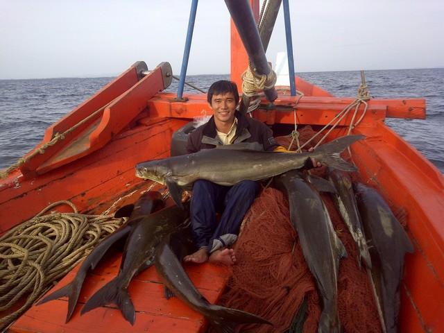 การตกปลาแบบ ชิงหลิว ให้สนุกและถูกหลัก .