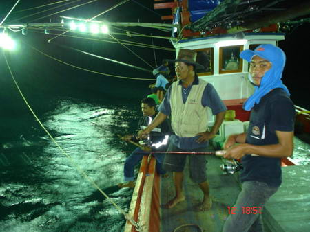 ตกปลาทะเลจันทบุรีกับไต๋หนู