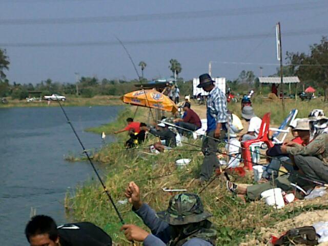 ตกปลาบ่อโตเกียวเจอคนไทยเพียบ