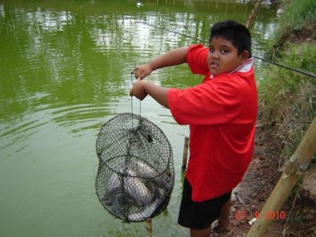 เมื่อเซียนทะเลมาเจอปลาบ่อ...มึนตึ๊บ
