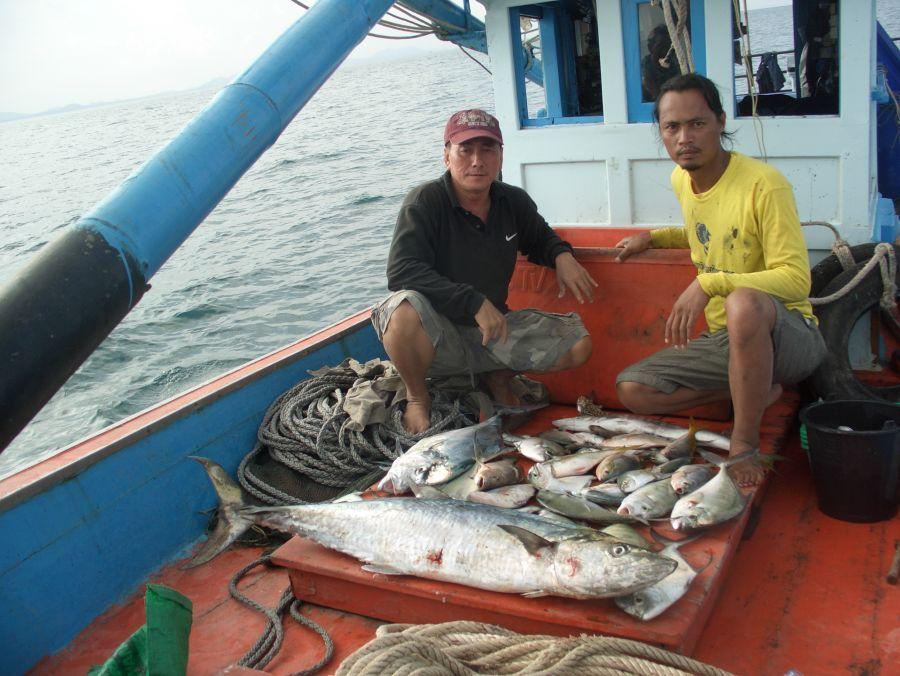 หาบ่อตกปลาที่ จ.ชัยภูมิ (พอดีไปเทียวบ้านแฟน วันที่