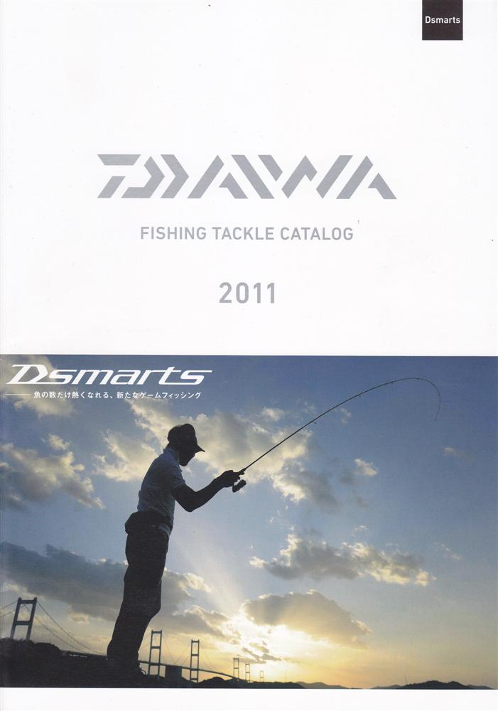 DAIWA FISHING TACKLE CATALOG 2011