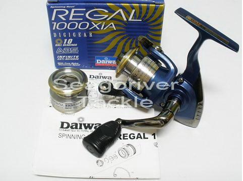 ตามหามือหมุน Daiwa Regal 1000XIA ครับ