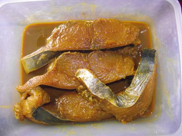 ปลาวาฮูทอดครับ