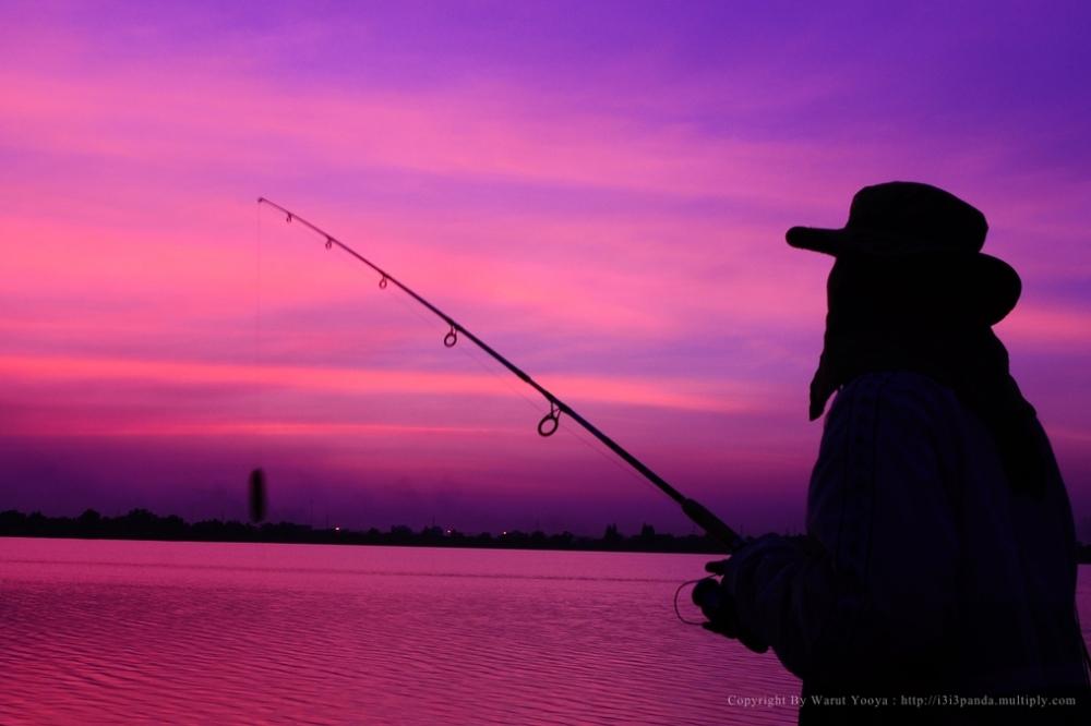 เหตุผลของคนตกปลา คุณไม่เข้าใจหรอก