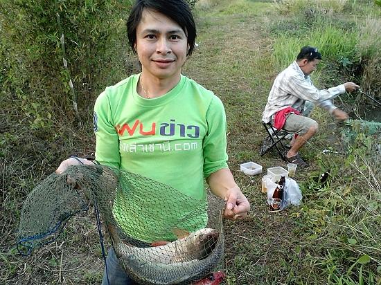 ชิงหลิวน้อยปะทะปลาไซค์ใหญ่