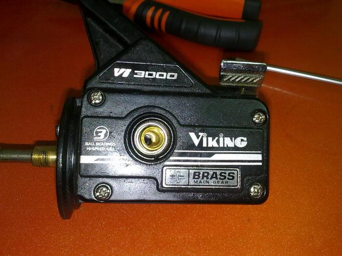 ผ่ารอก Viking Vi3000 ขาโหด +โมเบรก ตอน 1