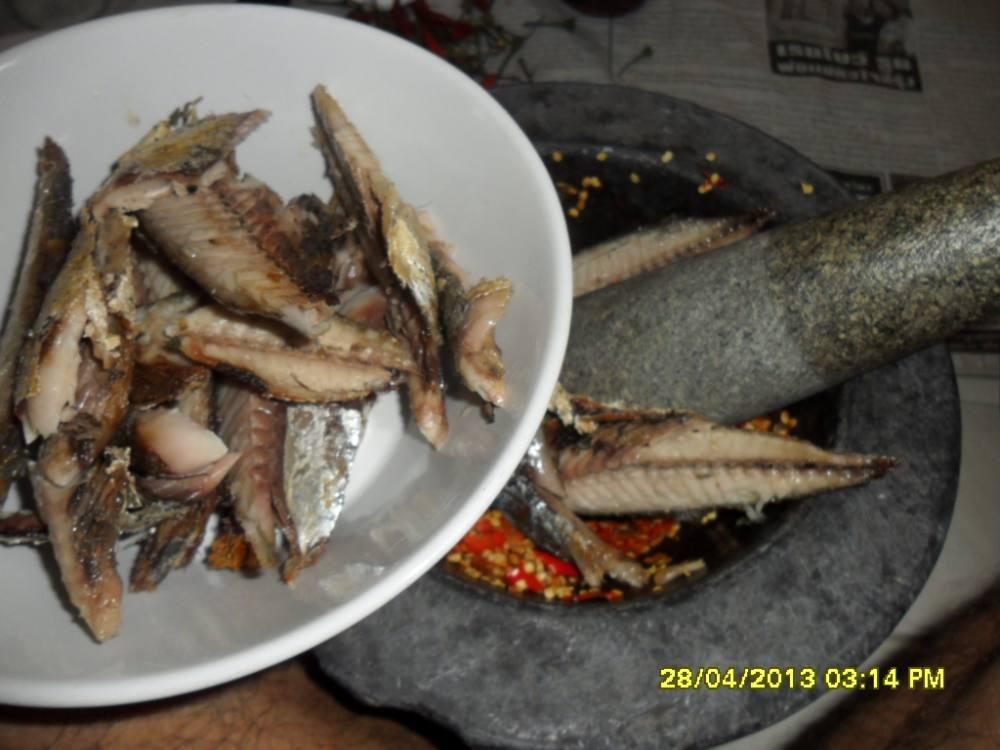 ป่นปลาทูนายเหิน