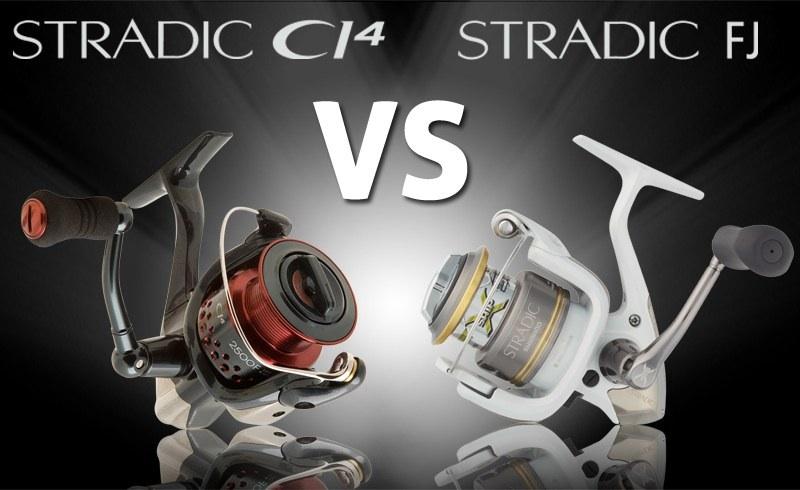 ความเหมือน ที่แตกต่าง Stradic CI4 Vs. FJ