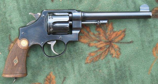 แด่แฟน Smith & Wesson