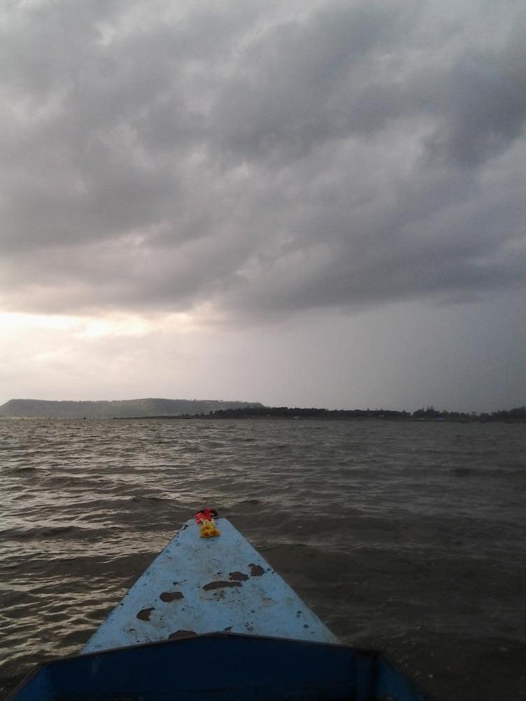 #ลำแชะ# ในวันที่ฝนไม่มากะไต๋จ๊อด