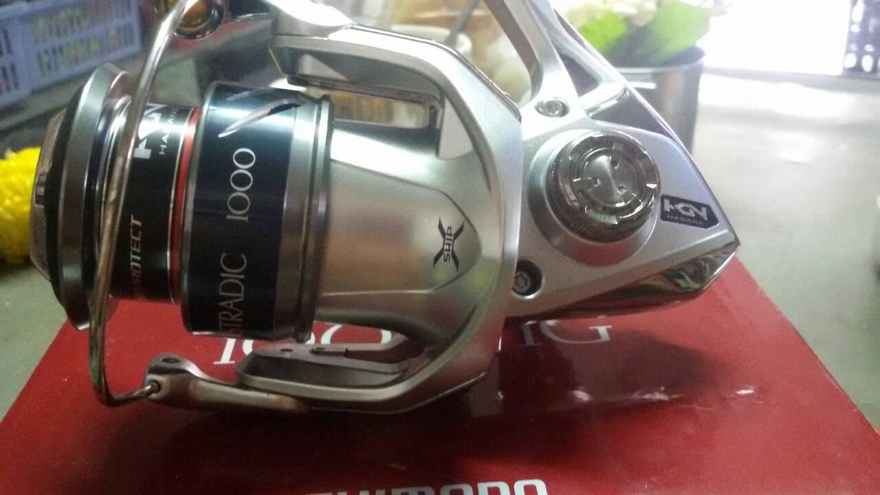 Stradic 1000 hg 2015ผ่า