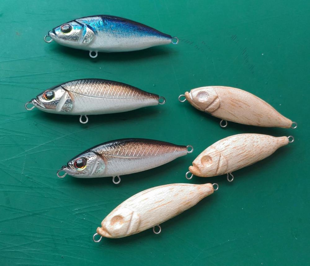 ไททำมือ โมเดลปลาทาร์ปอน