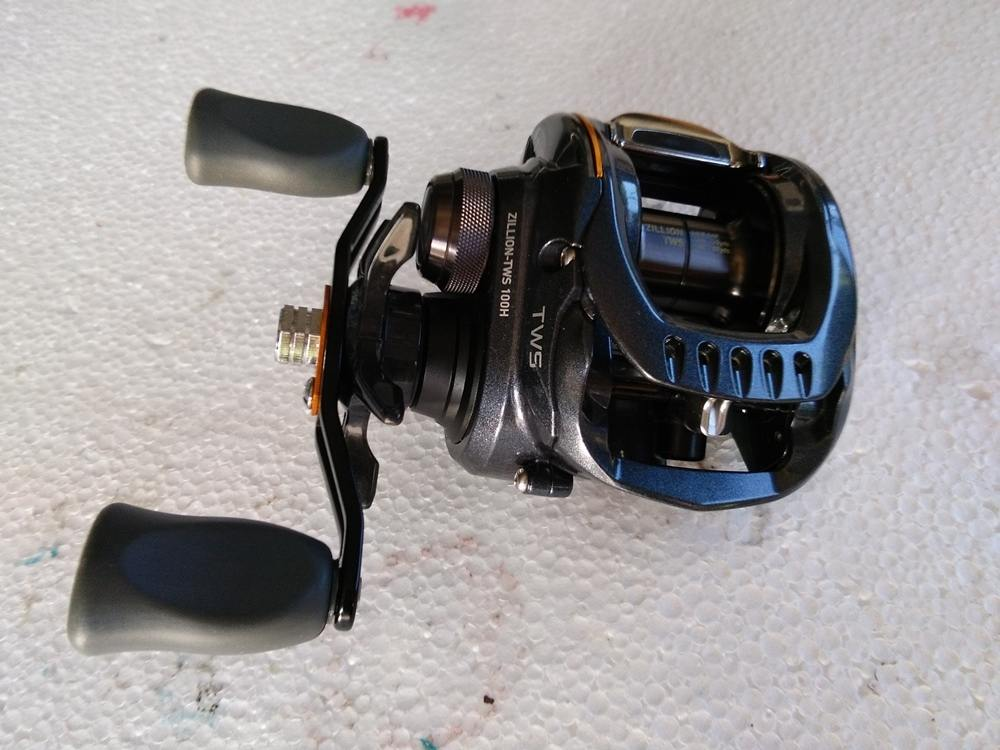 Daiwa zillion tws cleanning