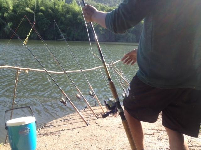 ปลากระมังต้มเค็ม ณ. ท่าทุ่งนา