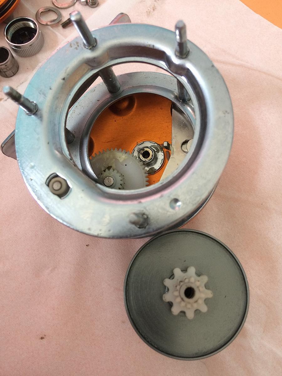 ผ่าล้างโมแต่ง ABU 4500 CS