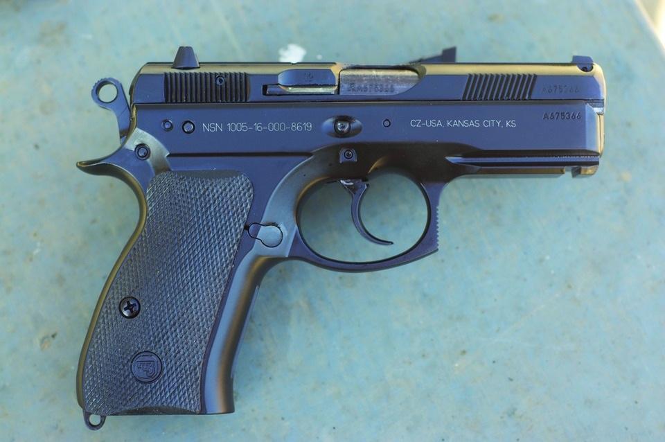 ได้ใบ ป.3 อีกกระบอก มาแล้วครับดู CZ75 compact เหล็กล้วนไว้ครับ ขอคำแนะนำรุ่นอื่น