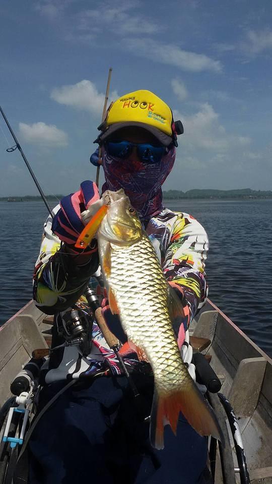 เชิญร่วมการแข่งขันตกปลา ทะเลน้อยฟิชชิ่งเกมส์ครั้งที่ 5