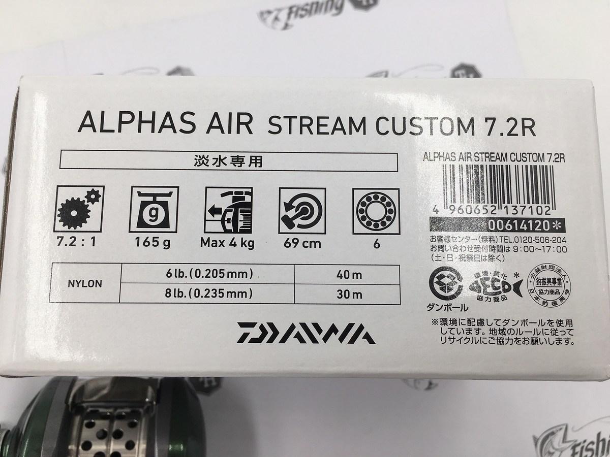 2018 Alphas Air Stream Custom