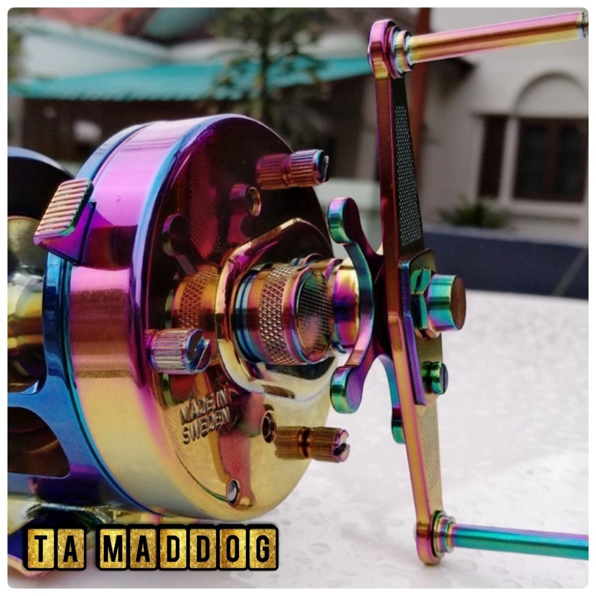 แต่งเบาๆรุ้งยันไส้ในสำนักแต่ง MADDOG CT5500