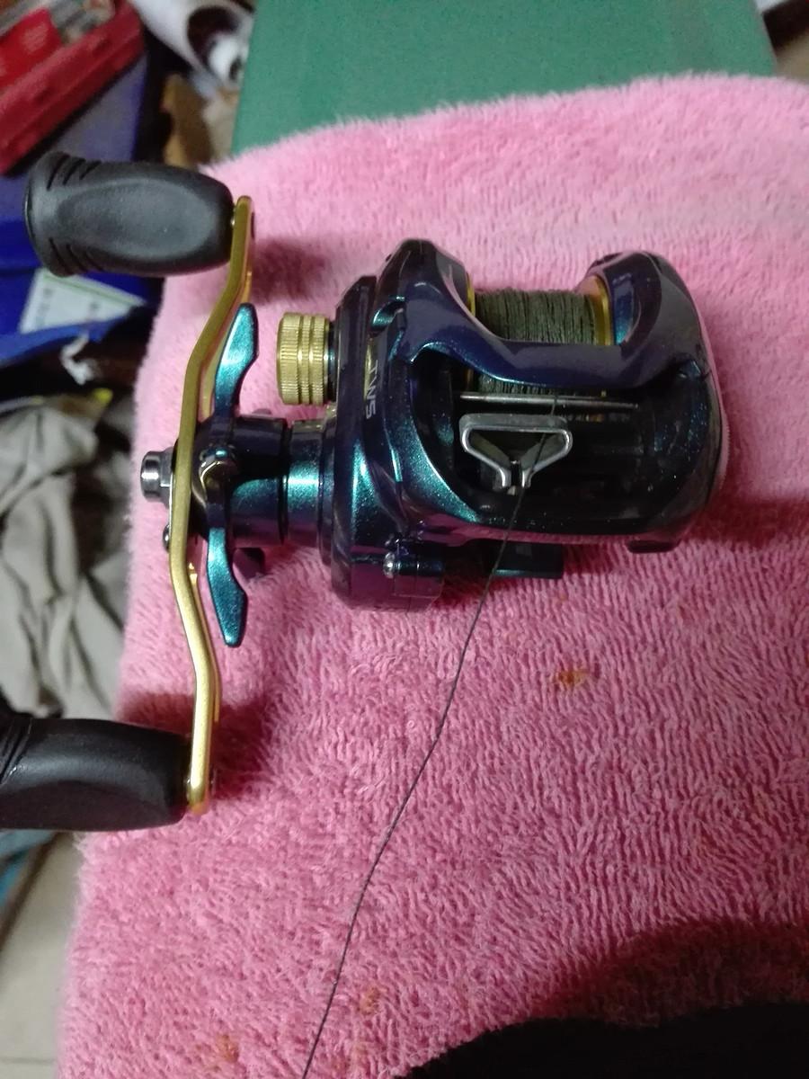 Daiwa 18 ARDITO 100HSL-LTD