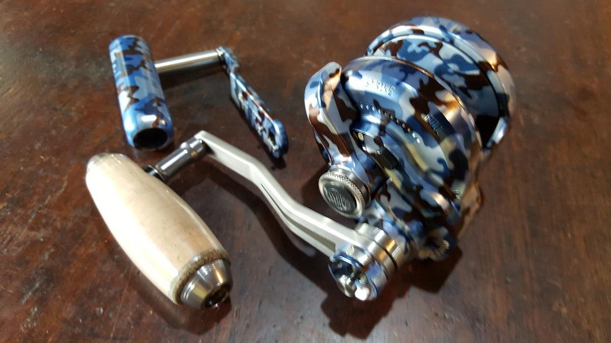 Accurate 600n 2speed กับแขน titanium หนา5mm ยาว110m