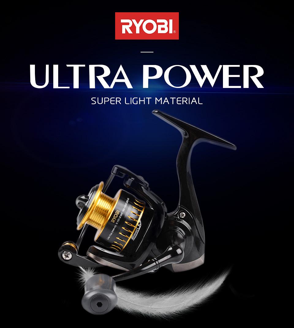 มาใหม่ สาย UL รอก ryobi ultra power 800