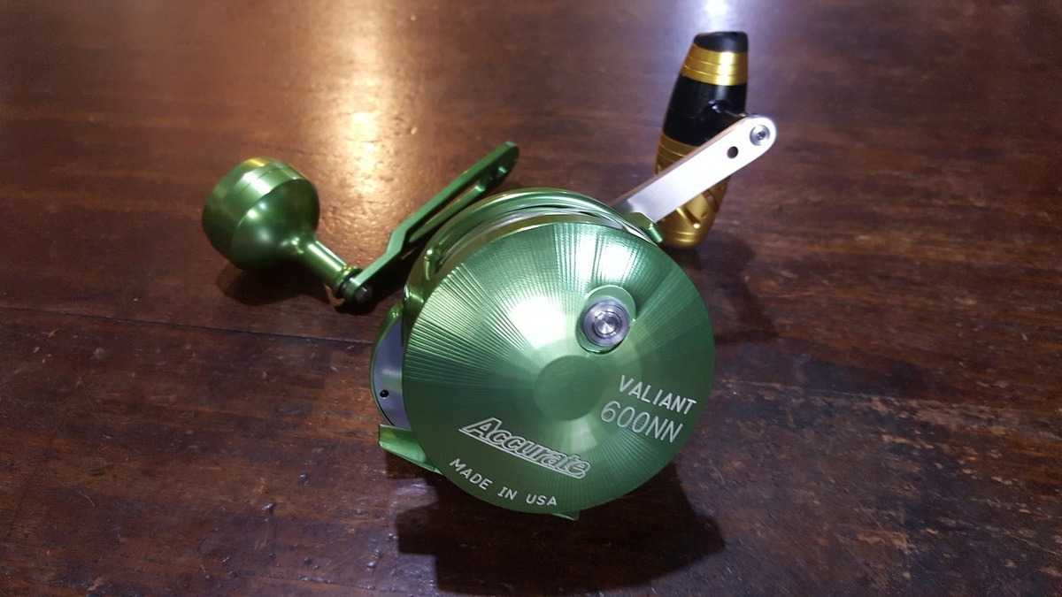 Accurate VALIANT 600NN กับแขน TITANIUM 120mm หนา 5 mm