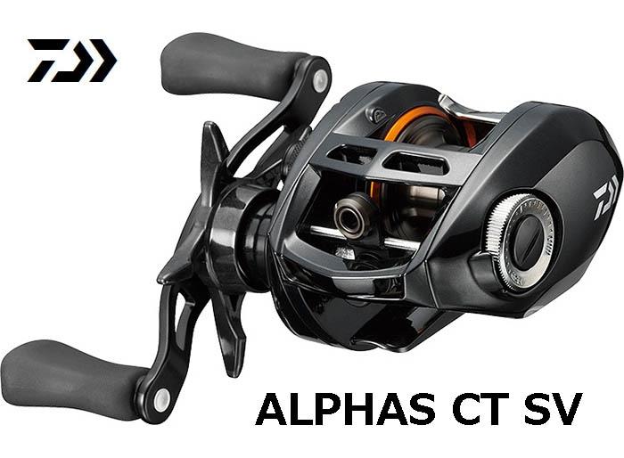 2019 DAIWA ALPHAS CT SV COMPACT