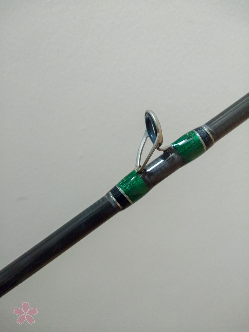 Fenwick Eagle GT light jigging version