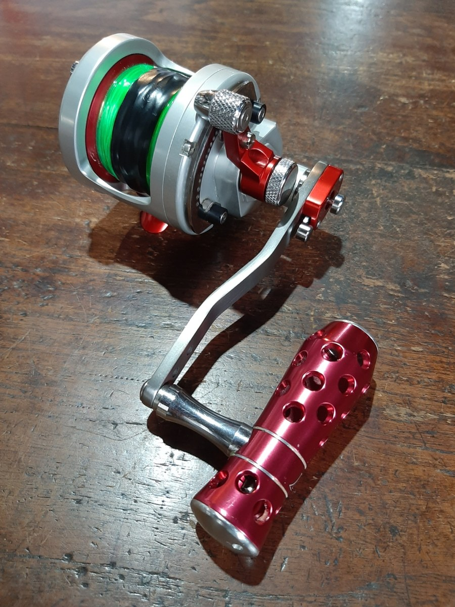 AVET MXJ64 กับ แขน titanium 110mm