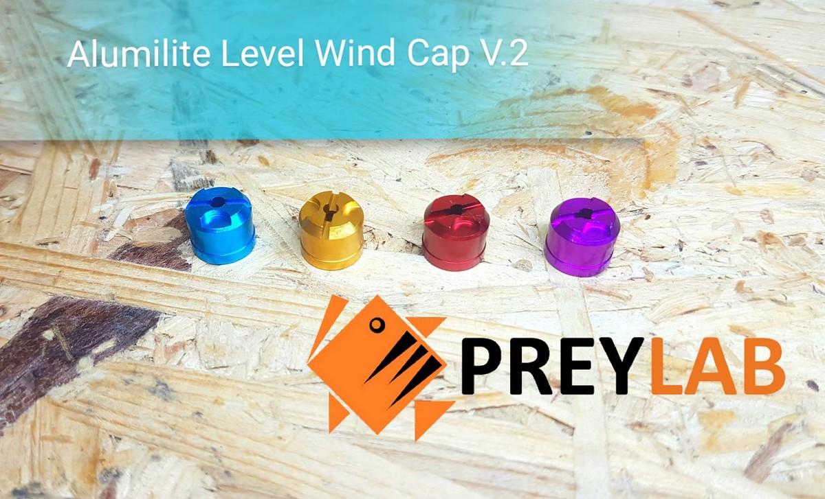 Level Wind Cap V.2 for Daiwa  by PREYLAB