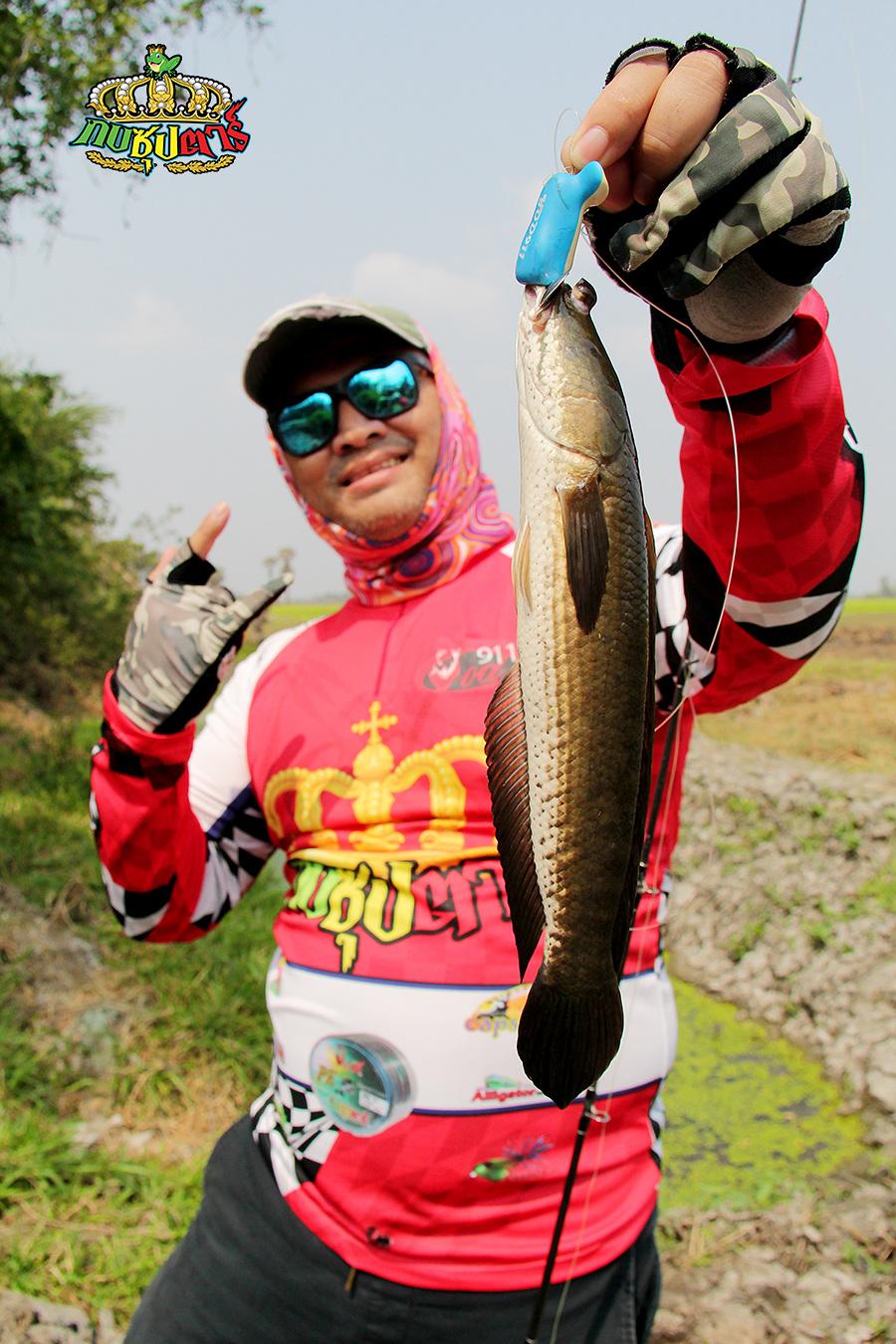 #เหยื่อที่จะเข้ามาเติมเต็มในการตกปลาที่สมบรูณ์แบบของคุณ